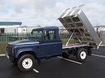 Land Rover Defender Tipper